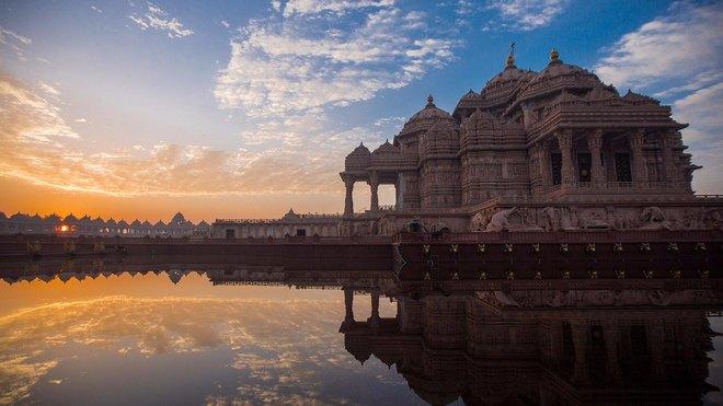 akshardham_india