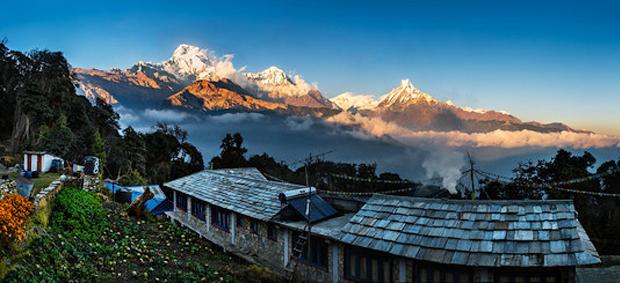 Nepal tur